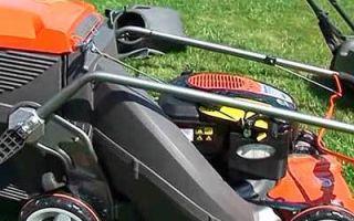 О механических газонокосилках: ручных, барабанных, шпиндельных, роторных