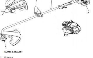 О мотокосах бензиновых: как правильно настроить и обкатать бензокосу