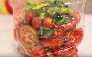 Помидоры по-корейски, самый вкусный рецепт быстрого приготовления с фото – все о помидорках