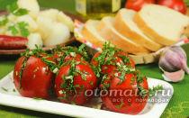 Помидоры по-армянски, самый вкусный рецепт с фото быстрого приготовления – все о помидорках