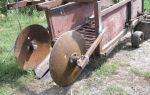 Картофелекопалки тракторные, как сделать своими руками, советы