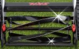 О газонокосилках механических: рейтинг лучших моделей, обзор ручных косилок