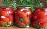Сладкие помидоры без уксуса на зиму, рецепт с фото пальчики оближешь – все о помидорках