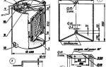 О медогонке своими руками из стиральной машины, как сделать подставку, чертежи