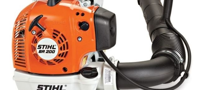 О воздуходувке «stihl» («штиль»): бензиновой, электрической для уборки листвы
