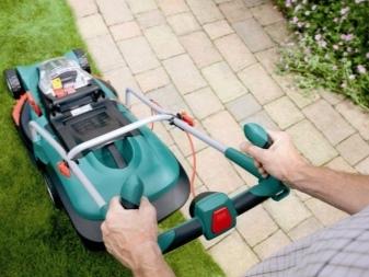 О газонокосилке бош (bosch): электрической, аккумуляторной, бензиновой
