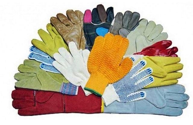 О перчатках садовых: для работы в саду и огороде, для роз, описание