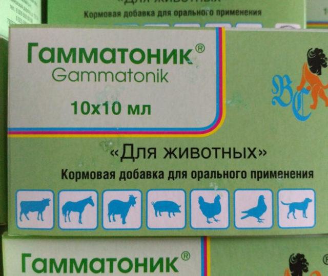 О гамматонике для цыплят и птиц бройлеров: дозировка, инструкция по применению