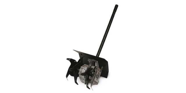 О насадке культиватор на триммер бензиновый: тяпка на мотокосу своими руками