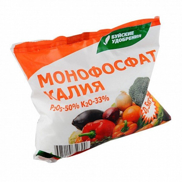 Монофосфат калия для рассады томатов: как удобрять, инструкция по применению