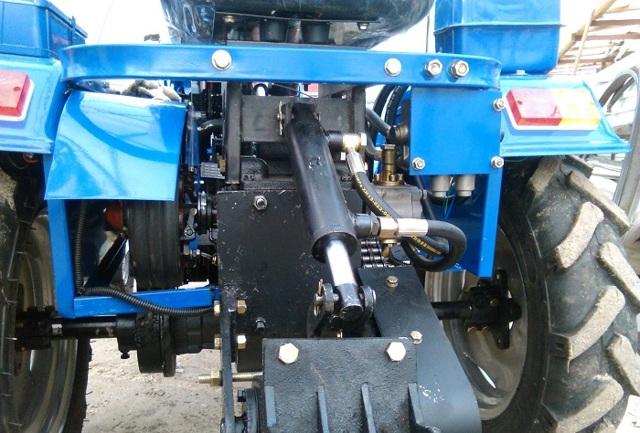 О минитракторе «скаут» - навесное оборудование, ремонт, описание характеристик