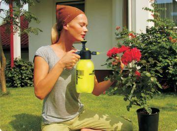 О помповом опрыскивателе: садовом марки маролекс (marolex), описание