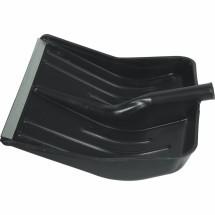 О лопатах для уборки снега: алюминиевая, электрическая, пластиковая