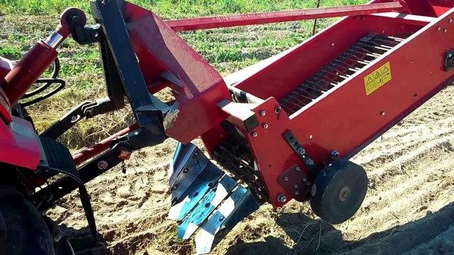 О ручной картофелекопалке: универсальная лопата своими руками, описание