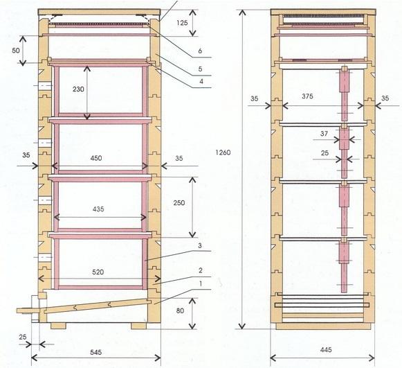 О многокорпусном улье: как установить второй корпус, вентиляция и подогрев