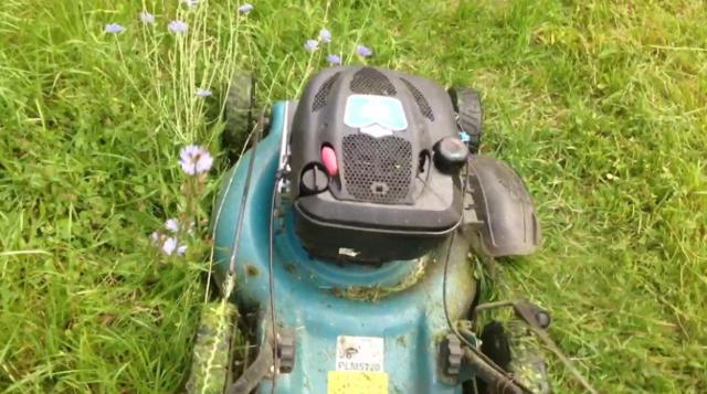 О газонокосилках макита: бензиновая, электрическая, аккумуляторная makita
